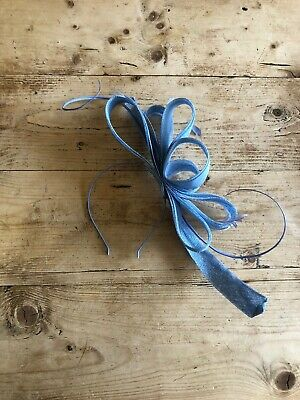 Fascinator Headband By Coast - Powder Blue - Used