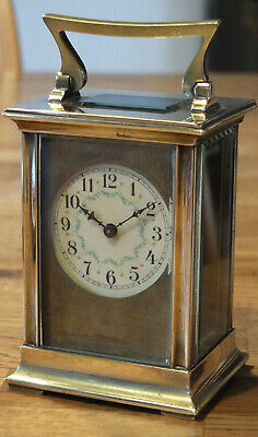 Antique French Carriage Clock by R & Co