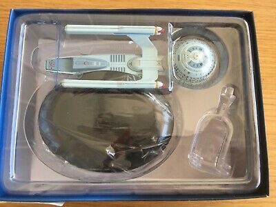 USS PASTEUR NCC-58925 #42 Eaglemoss Star Trek Starship Collection - VGC in Box