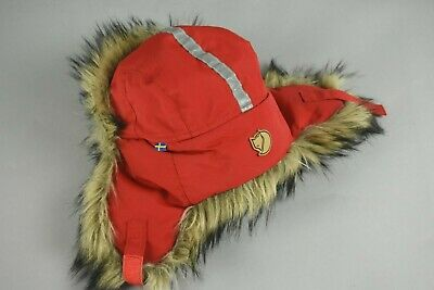 FJALLRAVEN NORDIC HEATER 80647 Child's ONE SIZE Fur Aviator Winter Hat 20794_JS