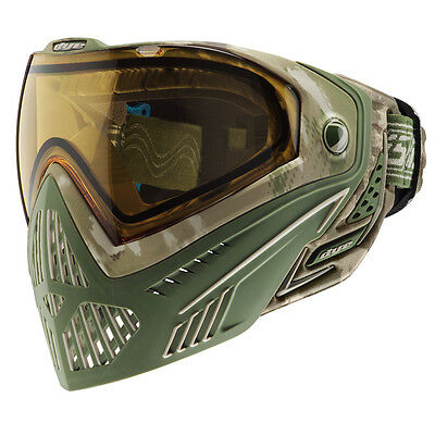 Dye I5 Pro DyeCam camo Thermalmaske Paintball Airsoft Softair Goggle 1966
