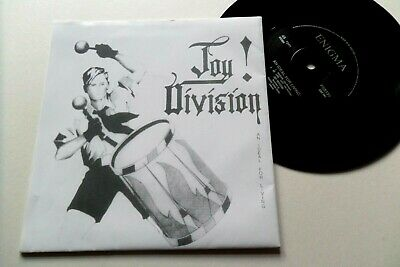 "JOY DIVISION an ideal for living 7"" repro 250 only  post punk goth new wave"