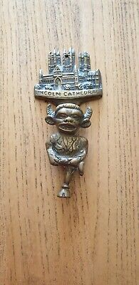 vintage door knocker brass