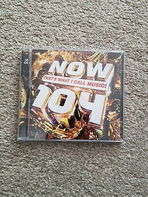 Now That's What I Call Music Vol. 104 Double CD 2019 Various Artists