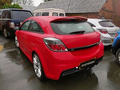 Vauxhall Astra VXR 2.0 z20leh cambelt fsh new gearbox and clutch £8500 reciepts