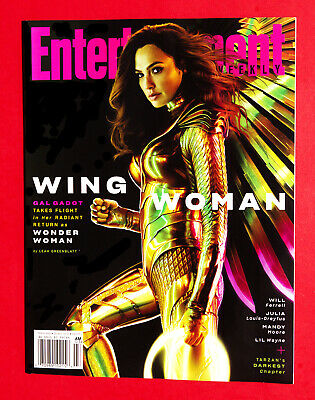 Entertainment Weekly March 2020 1584 1585 Wonder Woman - Wing Woman - Gal Gadot