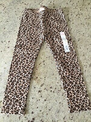 Girls Leggings Size 4 By Jumping Beans NWT