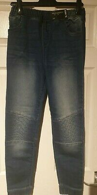Bundle Mixture Of 13-14 yrs Boys Jeans 6 pairs From  M&S.. TU.. Next