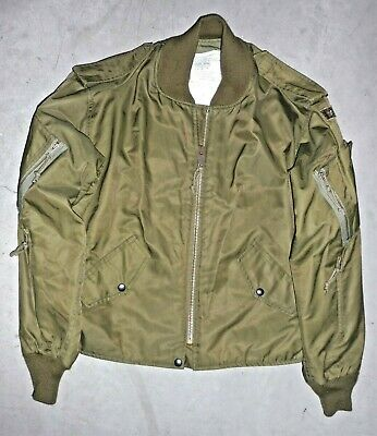 Canadian Air Force Flying Jacket for Tactical Helicopter Crews, 1992, NOS