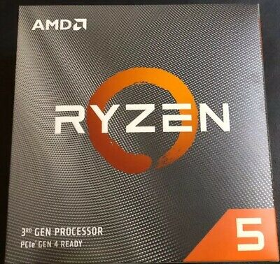 AMD Ryzen 5 3600 - 3.6 GHz Hexa-Core (100100000031BOX) Processor