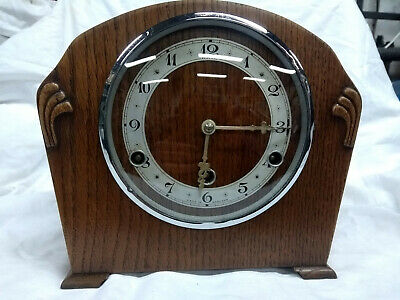 Perivale, Westminster Chimes Mantle Clock, Excellent Condition & Working Order.