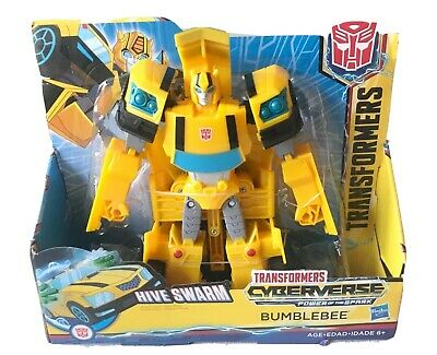 Transformers Cyberverse Bumblebee Ultra Class Wave 1 Action Hive Swarm NEW