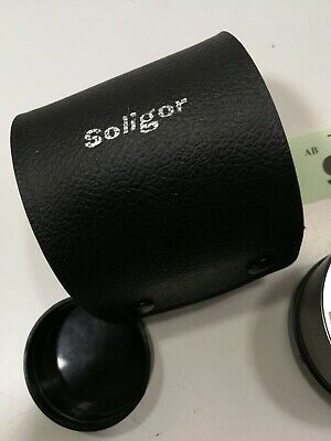 SOLIGOR Auto Tele CONVERTER 3x for Canon fit In Case