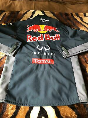 Original Pepe Jeans REDBULL racing jacket 16 yrs in Excellent condition