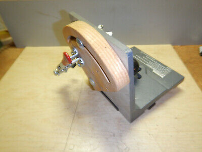 Shopsmith Table Saw Tenon Jig Fixture Woodworking Tool