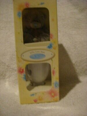 Me To You  Tatty Teddy egg cup 3inch bear With Love from easter