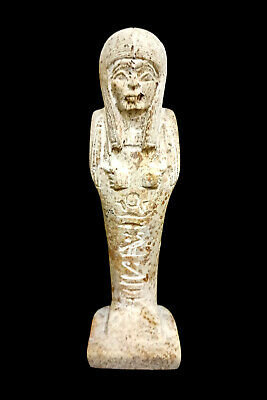Isis Statue Egyptian Figurine Ancient God Egypt Goddess Sculpture Collectible