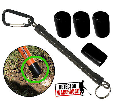 SECURITY RING FOR YOUR MINELAB PRO FIND 35 POINTER AGAINST LOSS-STAINLESS STEEL