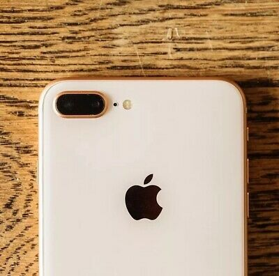 Apple iPhone 8 Plus - Gold- 64GB - (Unlocked) - Mint Condition