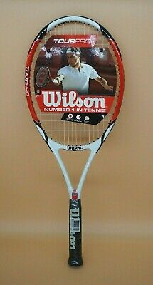 ** New old stock ** Wilson kFactor ksurge Raquette de tennis. #3 /& #4 Original Ver.