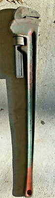 Ridgid 48 Inch Pipe Wrench Steel
