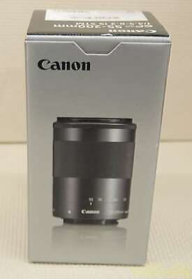 CANON Standard Medium Telephoto Single Focal Lens EFM 55-200MM 4.5-6.3 IS STM