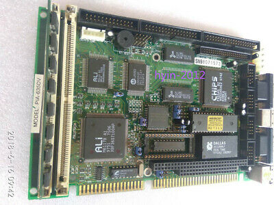 1pcs Used PIA-635DV motherboard with memory
