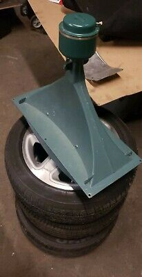 Altec 806A Horn Driver And H-811-B Horn Green Pair. Original. Working Condition.