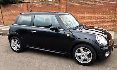 2008 Automatic Mini One 1.4  Service History Low Insurance Group Auto Mini One