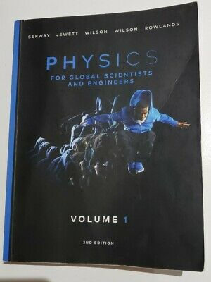 Physics for Global Scientists and Engineers. Volume 1. Second edition textbook.