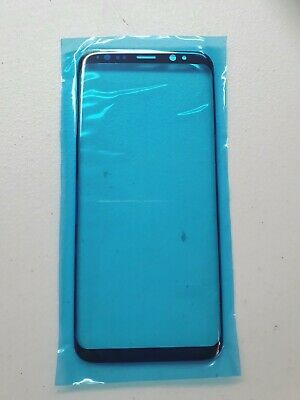 Samsung Galaxy S8 touch Screen Digitizer outer  Front Glass Genuine