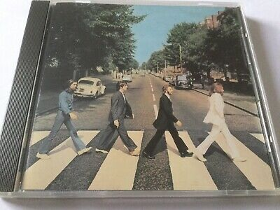 The Beatles - Abbey Road (1969/1987)
