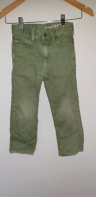 Baby Gap Green Jeans Age 5 Years