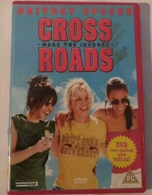 Crossroads (DVD, 2002)