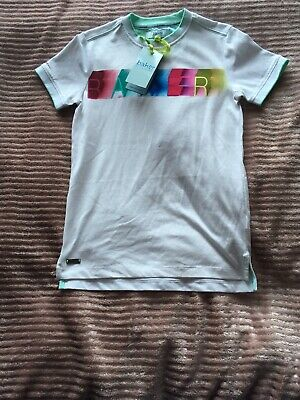 Boys baker By Ted Baker T Shirt Age 6-7 Bnwt