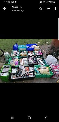Amazon return carboot joblot, food, medical, pet stuff , DVDs