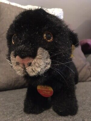 Steiff Panther Drolly mit KFS 081453