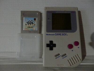 nintendo game boy +ULTRA rare jeu trip world PRIX DU LOT=PRIX DU JEU NO NES SNES