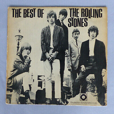 The Rolling Stones - The Best of - rare Club-Sonderauflage
