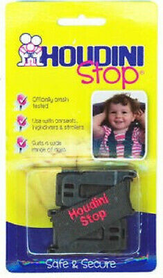 Houdini Stop Car Seat Chest Clip Twin Pack