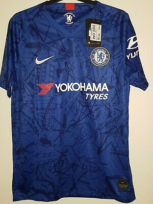 Chelsea Home Shirt 2019/20 Adult Size Extra Large