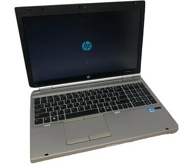 HP EliteBook 8570p, i5-3810M, 2.5ghz, 8GB, 500GB HDD, WIN10P