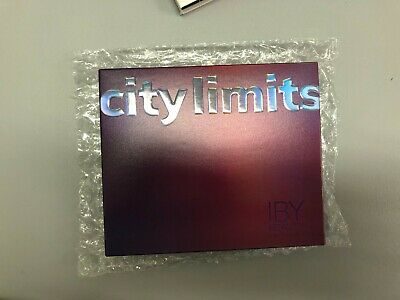 IBY Beauty City Limits Eyeshadow Palette BRAND NEW FREE SHIPPING