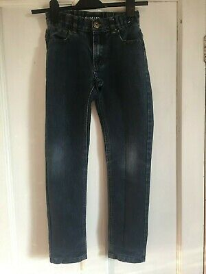 Boys Blue Slim Leg Jeans from Urban 65 Outlaws at Peacocks Age 9 years