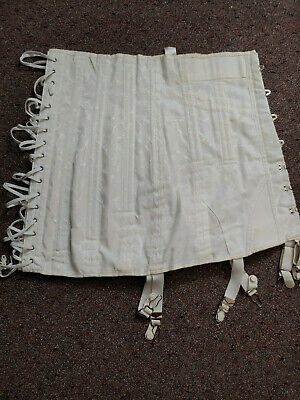 Sears lace up Girdle