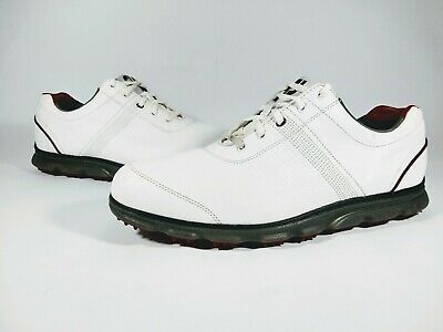 FootJoy Mens DryJoys Casual Spikeless Closeout Golf Shoes 53503 Sz 12
