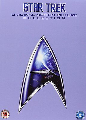 Star Trek: Original Motion Picture Collection 1-6 [DVD] Box Set (2009 Release)