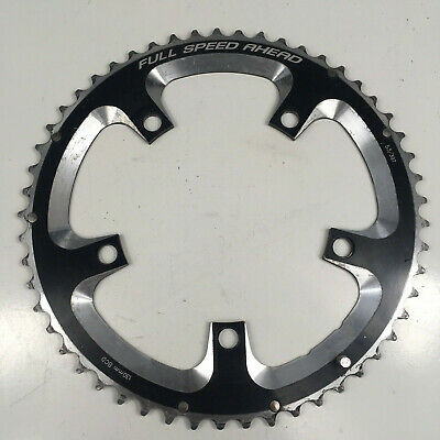 Look ZED 2 BCD130mm 53T Outer Chainring #3299