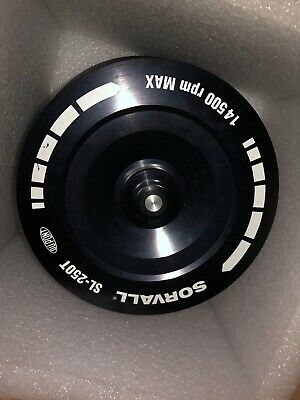 Sorvall SL-250T Rotor 14500 RPM