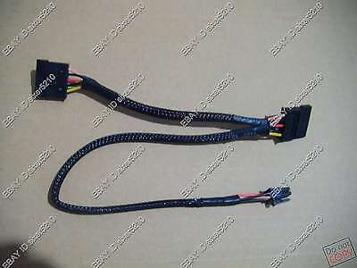 Mini 4P 510S Q370 B360 Hard Drive HDD double 2 SATA Power Cable Replace 00XL195